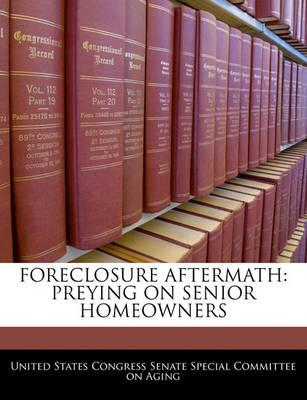 Foreclosure Aftermath