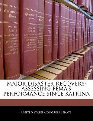 Major Disaster Recovery