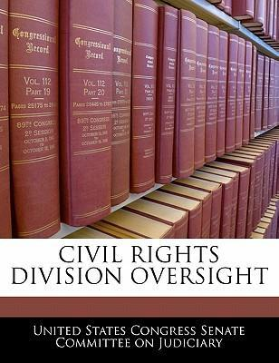 Civil Rights Division Oversight