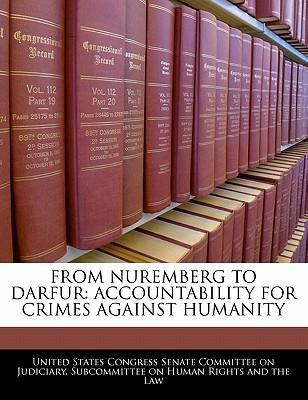 From Nuremberg to Darfur