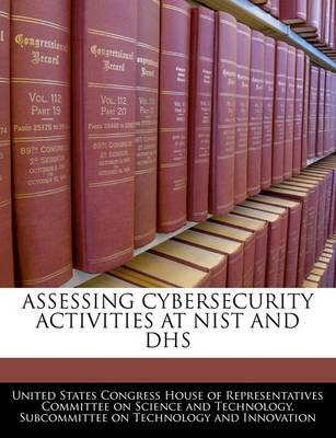 Assessing Cybersecurity Activities at Nist and Dhs