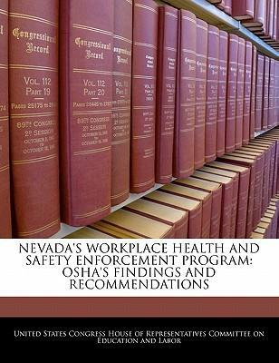 Nevada's Workplace Health and Safety Enforcement Program