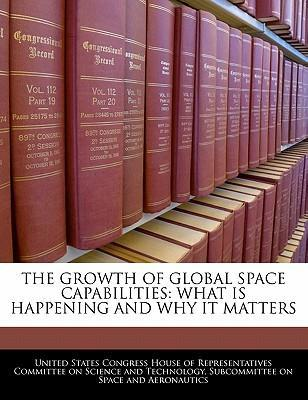 The Growth of Global Space Capabilities
