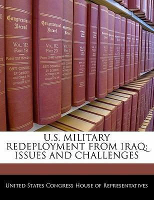 U.S. Military Redeployment from Iraq