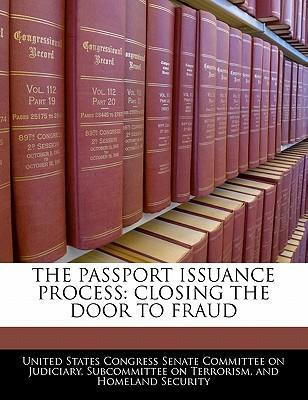 The Passport Issuance Process