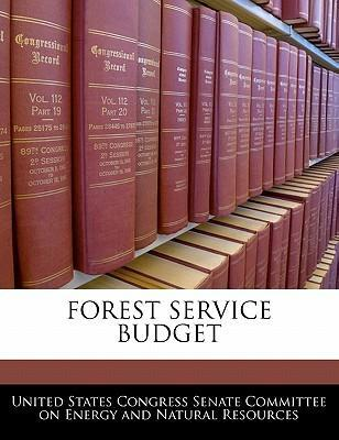 Forest Service Budget