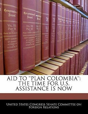 Aid to ''Plan Colombia''