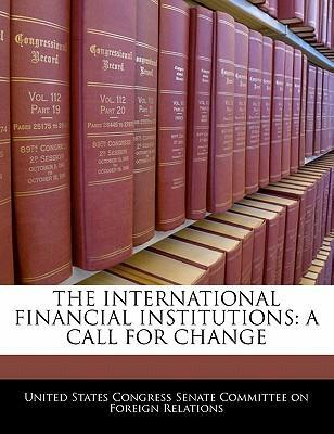 The International Financial Institutions