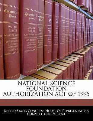 National Science Foundation Authorization Act of 1995