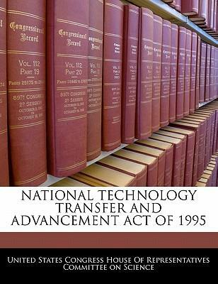 National Technology Transfer and Advancement Act of 1995