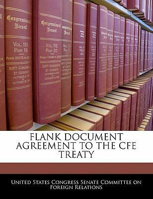 Flank Document Agreement to the Cfe Treaty