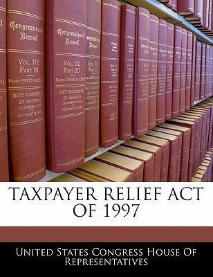 Taxpayer Relief Act of 1997