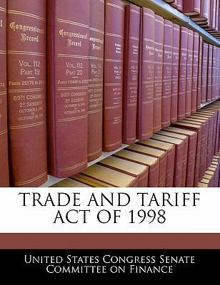 Trade and Tariff Act of 1998