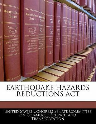 Earthquake Hazards Reductions ACT