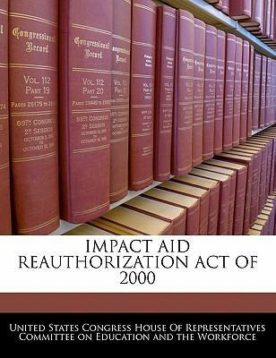 Impact Aid Reauthorization Act of 2000