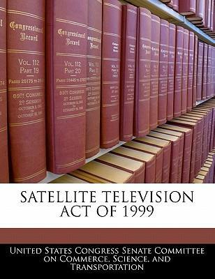 Satellite Television Act of 1999
