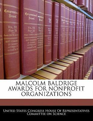 Malcolm Baldrige Awards for Nonprofit Organizations