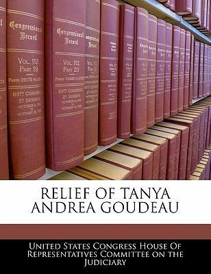 Relief of Tanya Andrea Goudeau