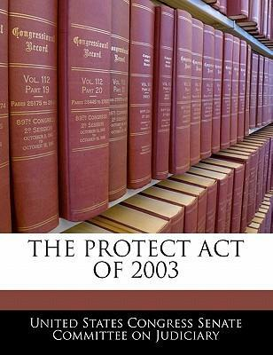 The Protect Act of 2003