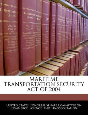 Maritime Transportation Security Act of 2004