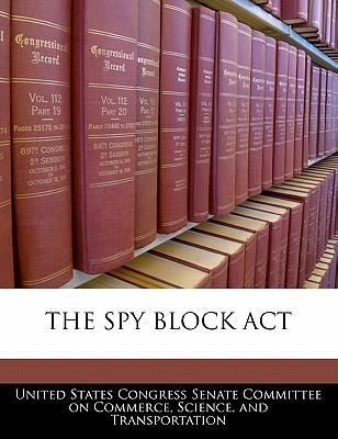 The Spy Block ACT