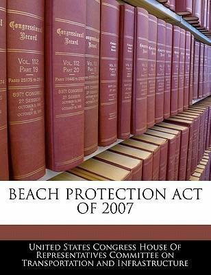 Beach Protection Act of 2007