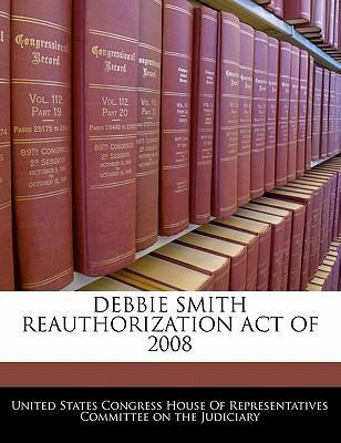Debbie Smith Reauthorization Act of 2008