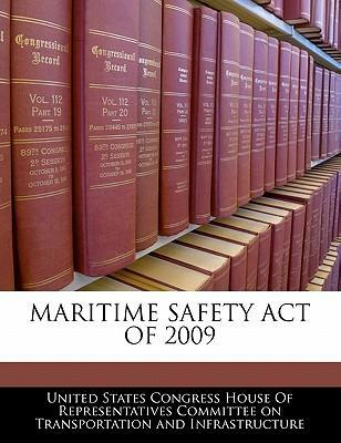 Maritime Safety Act of 2009