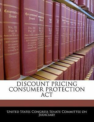 Discount Pricing Consumer Protection ACT
