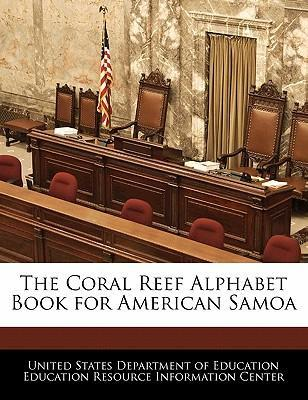 The Coral Reef Alphabet Book for American Samoa