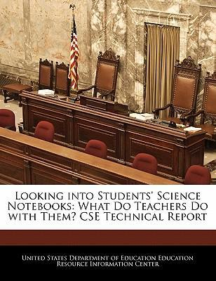 Looking Into Students' Science Notebooks