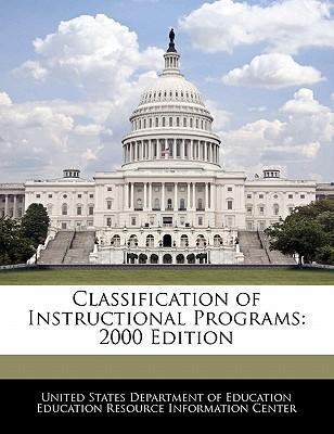 Classification of Instructional Programs