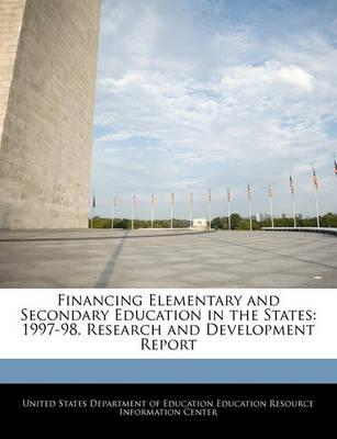 Financing Elementary and Secondary Education in the States