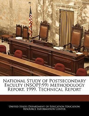 National Study of Postsecondary Faculty (Nsopf