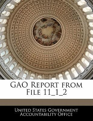 Gao Report from File 11_1_2