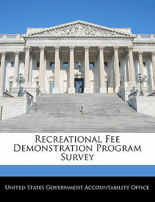Recreational Fee Demonstration Program Survey