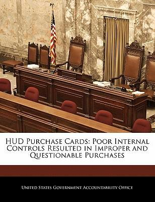 HUD Purchase Cards