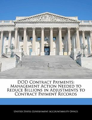 Dod Contract Payments
