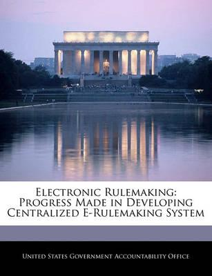 Electronic Rulemaking