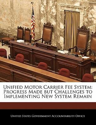 Unified Motor Carrier Fee System