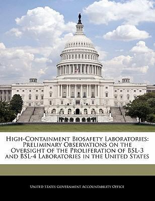 High-Containment Biosafety Laboratories