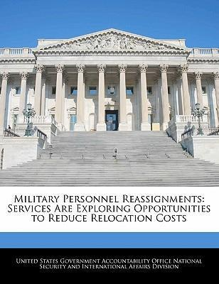 Military Personnel Reassignments
