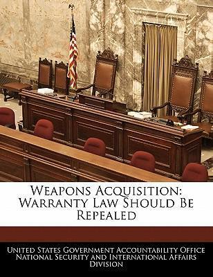 Weapons Acquisition