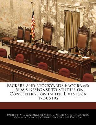 Packers and Stockyards Programs