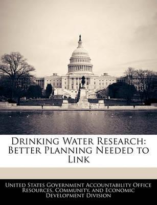 Drinking Water Research