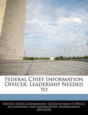 Federal Chief Information Officer