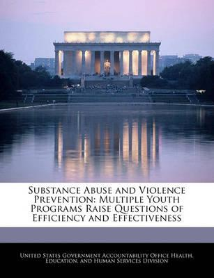 Substance Abuse and Violence Prevention