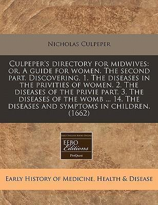 Culpeper's Directory for Midwives