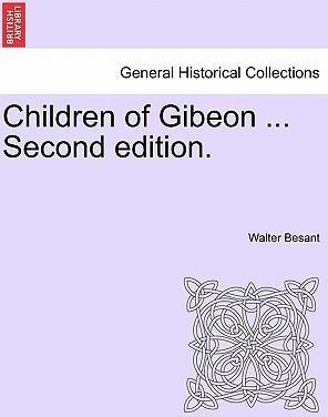 Children of Gibeon ... Second Edition.