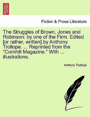 The Struggles of Brown, Jones and Robinson
